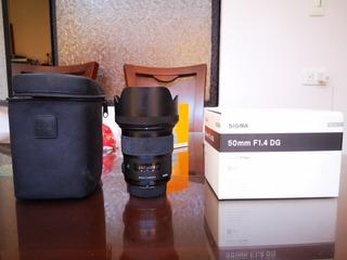 Sigma Art 50 Mm F 1.4 Dg Pará Nikon