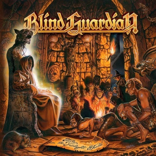 Lps Blind Guardian - Tales From The Twilight World Lacrado