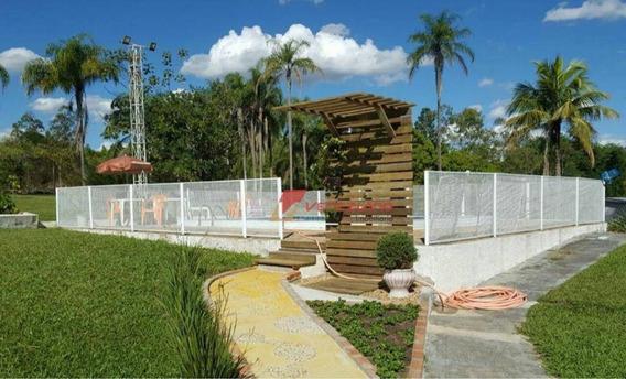 Chácara Com 3 Dormitórios À Venda, 5000 M² Por R$ 420.000 - Camargo Ii - São Pedro/sp - Ch0088