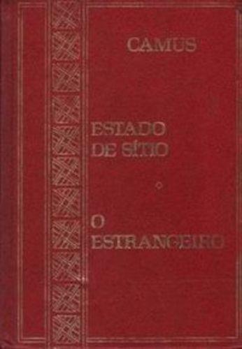 Livro Estado De Sitio O Estrangeiro Albert Camus R 21 90 Em Mercado Livre