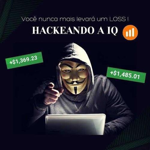 Imagem 1 de 1 de Hackear A Iq Option