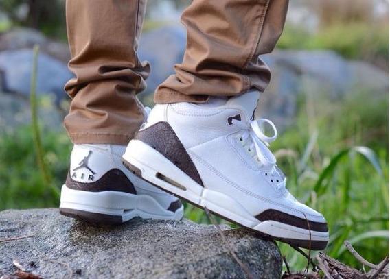 Zapatillas Nike Air Jordan 3 Mocha
