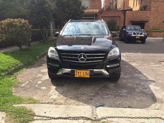 Mercedes Benz Ml 250 2014 Negro Metalizado 5 Puertas