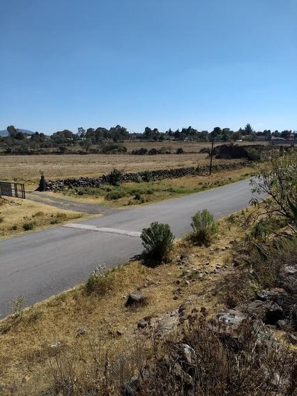 Terreno En Polotitlán, Encinillas, Escriturado Con Servicios
