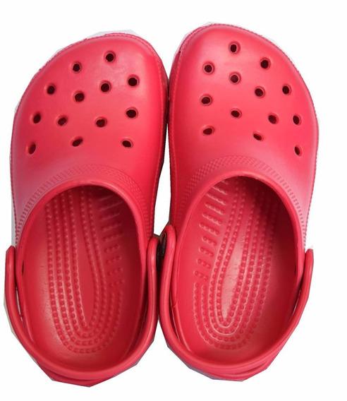 Crocs Classic Kids Fucsia Oscuro