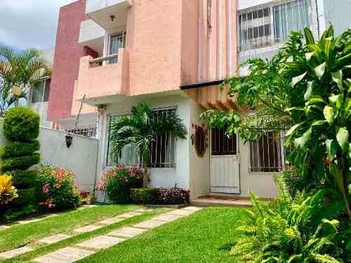 Casa En Condominio En Del Empleado / Cuernavaca - Via-362-cd