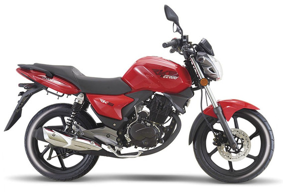Motos Moto Keeway Rks 125 Cc - 12 Cuotas + Casco