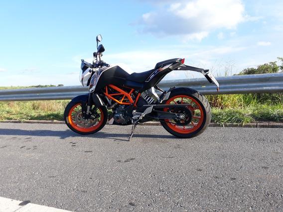 Linda Moto Ktm Duke 390!