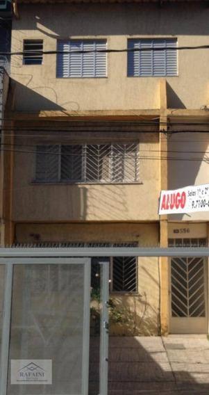 Prédio Para Alugar, 100 M² Por R$ 3.600,00/mês - Jardim São Paulo - Guarulhos/sp - Pr0033