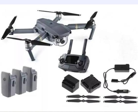 Drone Mavic Pro Combo - Usado 5 Vezes.