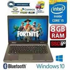 Notebook Hp Probook 6470b Core I5 Ram 8gb Ssd 120gb Promoção