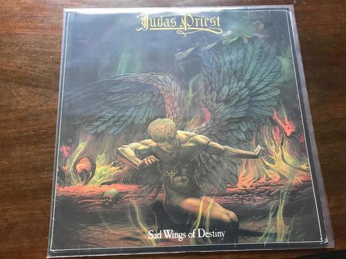 Lp Judas Priest Sad Wings Of Destiny