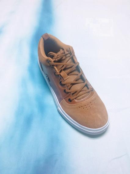 Tênis Quiksilver Shoe Slash Brown/brown