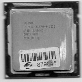 Processador Intel Celeron G530 2.40ghz Socket 1155