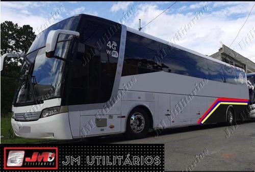 Imagem 1 de 11 de Busscar Jumbus 360 Ano 2009 Scania K310 Jm Cod.75