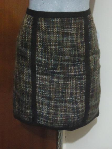 Falda D Vestir Axcess By Liz Claiborne Nueva Talla 6 Forrada
