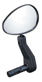 Espelho Retrovisor Cateye Bm500g-l Oval Bike Lado Esquerdo