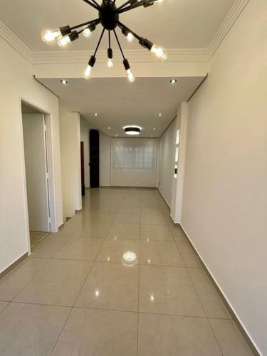 Imagem 1 de 2 de Linda Casa Em Condomínio Fechado No Parque Continental Na Rua Caetanópolis!!! - Ca0143