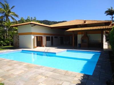 Casa Em Balneário Cidade Atlântica, Guarujá/sp De 423m² 6 Quartos À Venda Por R$ 2.739.000,00 - Ca222487