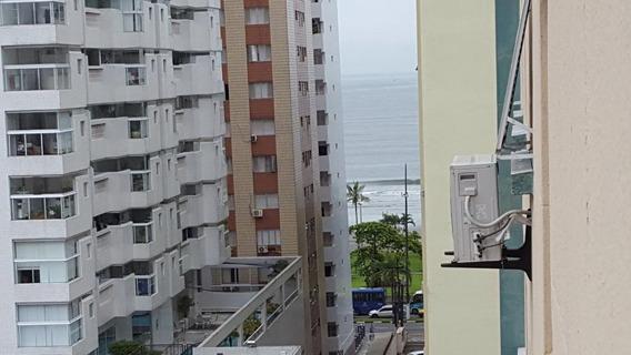 Kitnet À Venda, 26 M² Por R$ 140.000,00 - Embaré - Santos/sp - Kn0613