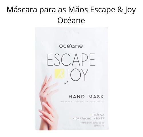 Máscara Hidratante Para Mãos - Océane
