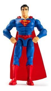 Figura Articulada 10cm Superman Flash Cyborg Shazam 68701 Dc