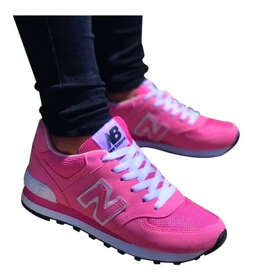 Zapatos Nb Dama Deportivos Colombianos Gym