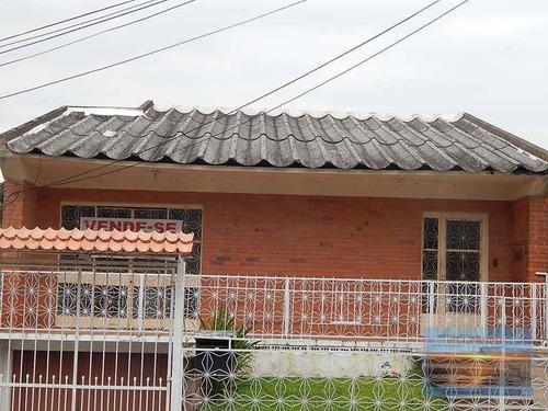 Casa Com 4 Dormitórios À Venda, 216 M² Por R$ 399.000,00 - Nonoai - Porto Alegre/rs - Ca0613