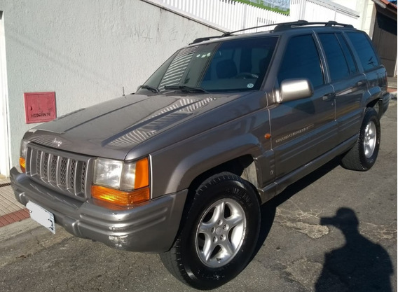 Jeep Grand Cherokee 5.9 Limited Lx 5p 1998