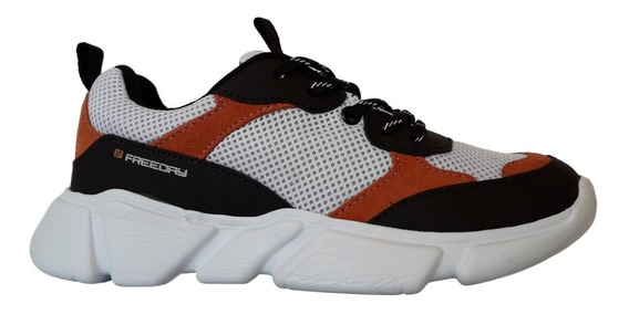 Tênis Chunky Sneaker Masculino Freeday Hype Ugly Shoes