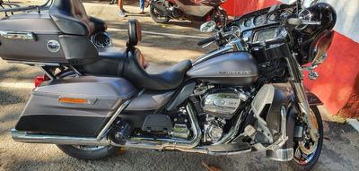 Harley Davidson Ultra Limited 2017 Cinza