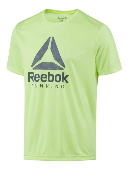 Remera Running Graphic Hombre