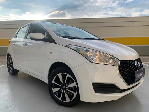 Hyundai Hb20 1.6 Ocean - 2017 - Completo - Impecável - 78km