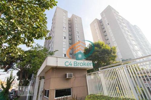 Imagem 1 de 30 de Apartamento À Venda, 62 M² Por R$ 410.000,00 - Vila Antonieta - São Paulo/sp - Ap1959