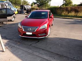 Nissan Sentra 1.8 Advance Mt 2015
