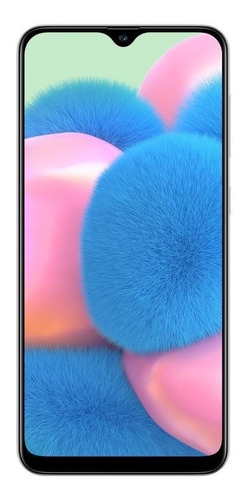 Celular Smartphone Samsung Galaxy A30s A307g 64gb Branco - Dual Chip