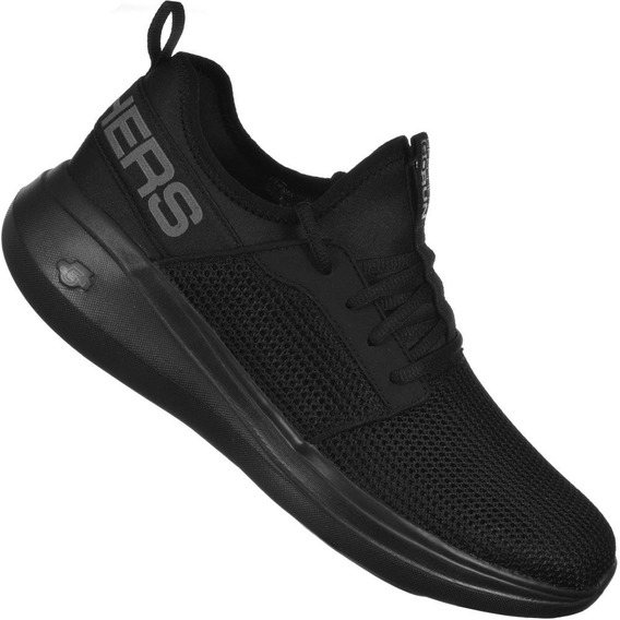 Tênis Skechers Go Run Fast 55103-bbk