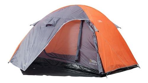 Imagen 1 de 9 de Carpas Camping 4 Personas Ottawa 4 P National Geographic