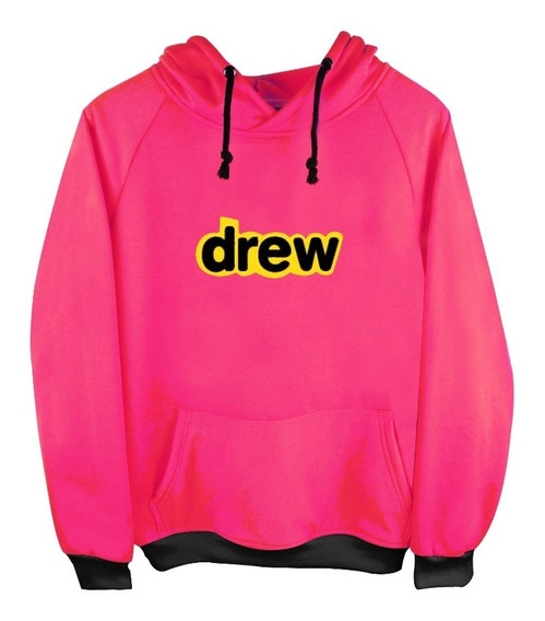 Sudadera Con Gorro Drew House Justin Bieber Moda Colores