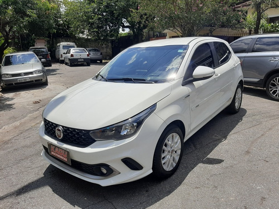 Fiat Argo Precision 1.8 E.torq At6 (flex) 2017/2018