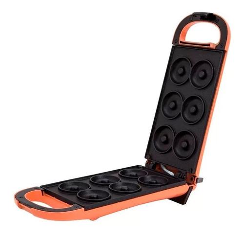 Atma Donuts & Bagels Maker - Capacidad: 6 Unidades + Recetas
