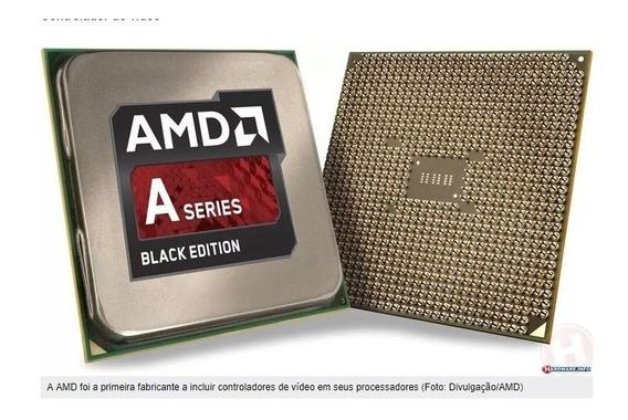 Phenom Il 2 X4 925 Black Edition 2,8 Ghz 6m Radeon Integrada