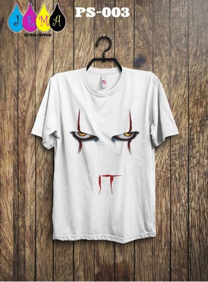 Camisa De Hombre Pennywise Payaso It 2