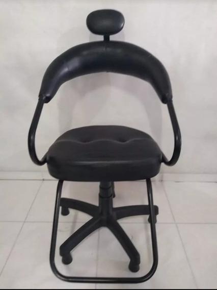 Cadeira Cabeleireiro A Gas