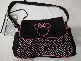 Pañalera De Minnie Mouse Niña Original Disney, Importada