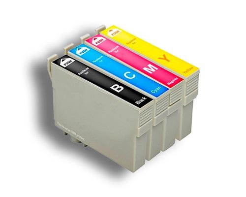 4 Cartuchos 73n Compatible/ C79/cx3900/ 4900/5900/c92/cx5600