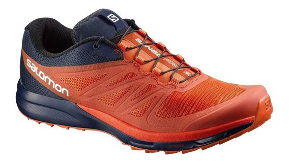 Zapatillas Salomon Sense Pro 2 Hombre Naranja