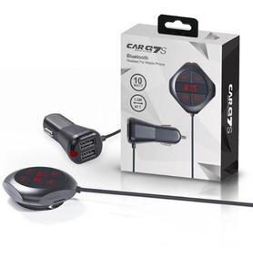 Transmissor De Áudio Para Rádio Fm Com Bluetooth Aux Usb Sd
