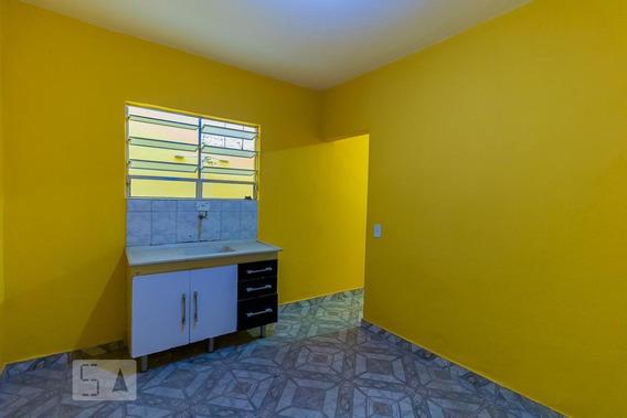 Casa Para Aluguel - Ermelino Matarazzo, 1 Quarto, 36 - 893101422