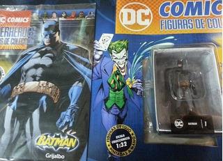 Colección Dc Comics Nacion Grijalbo Nro. 1 - Batman